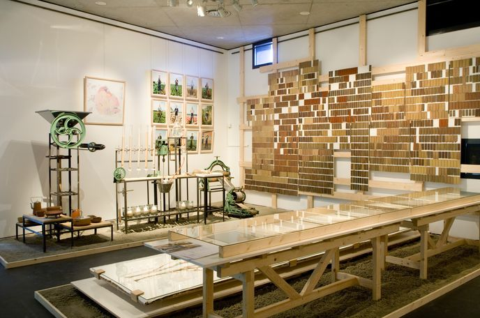 Industrious Arteracts The Evolution of Craft by Studio Maakink & Bey at Zuiderzee Museum, Enkhuizen, photography by Rufus de Vries