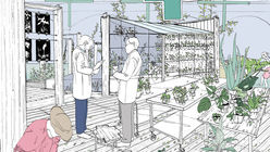 Operation physic: A garden treat for London