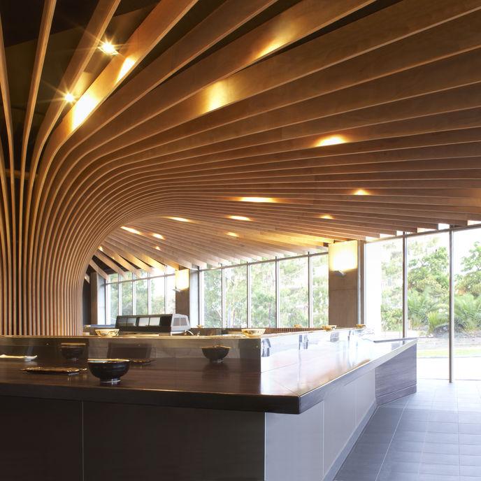 Tree Restaurant by Koichi Takada, Sutherland Australia