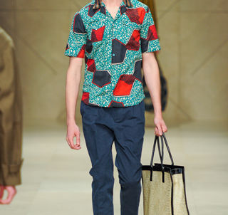Milan Menswear S/S 12
