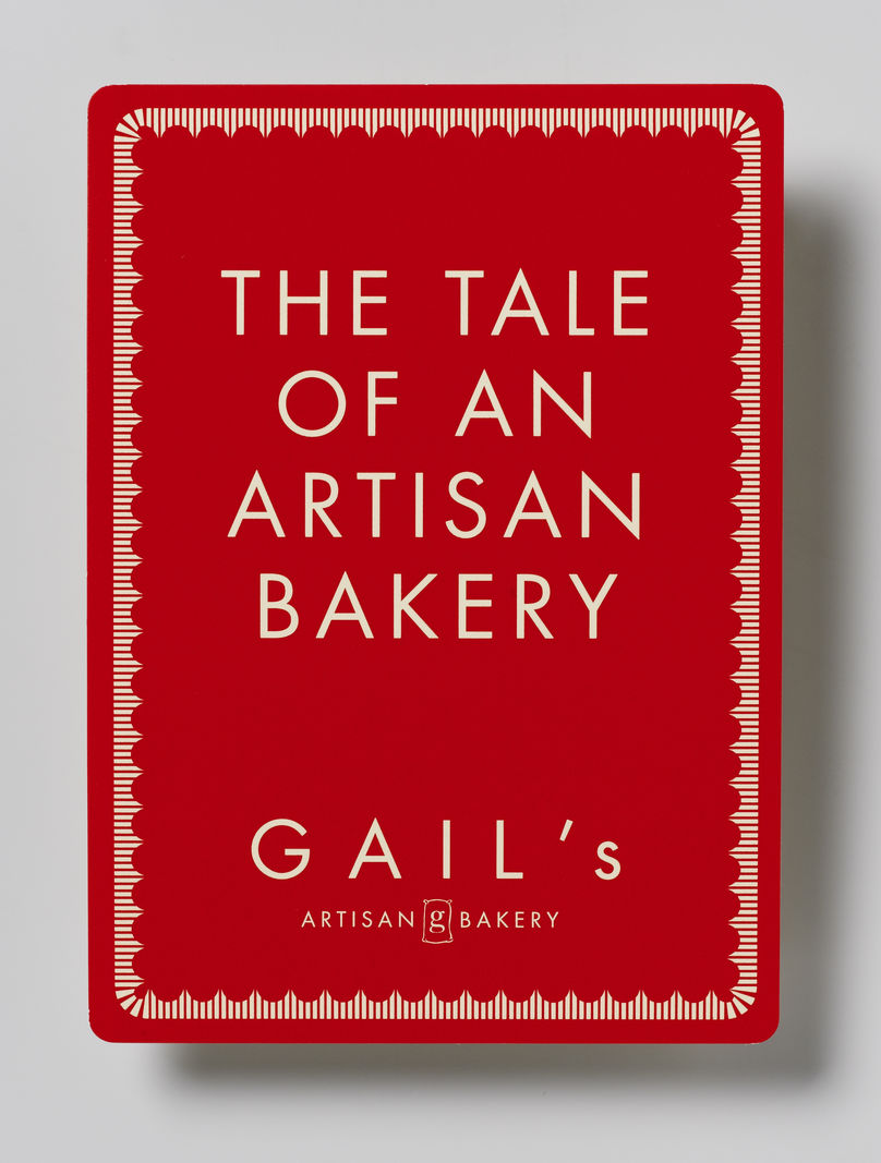 The Tale of an Artisan Bakery for Gail's Artisan Bakery