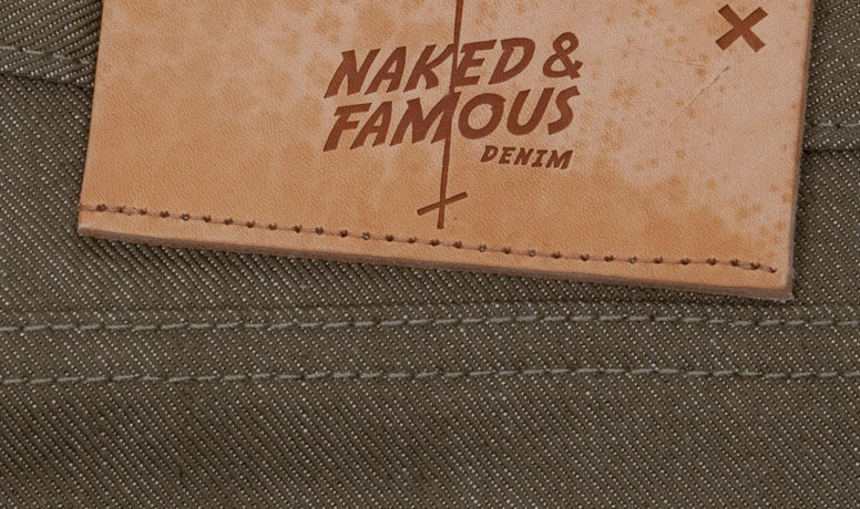 Jeans by Tenue de Nimes and Naked and Famous, Amsterdam