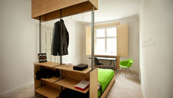 Good Ikea : catalogue furnishes pop-up hotel