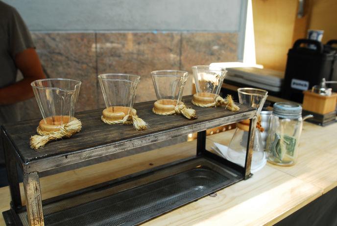 kickstand Coffee, Brooklyn