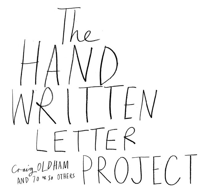 LSN : News : Open letter: Spreading the hand-written word