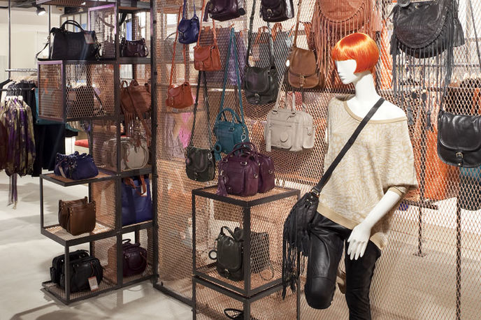 Mary Portas at House of Fraser