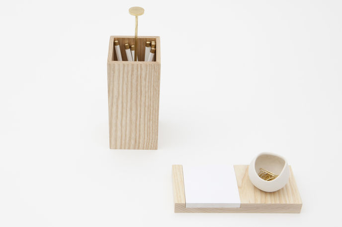 Desk Accessories by Fashioned By