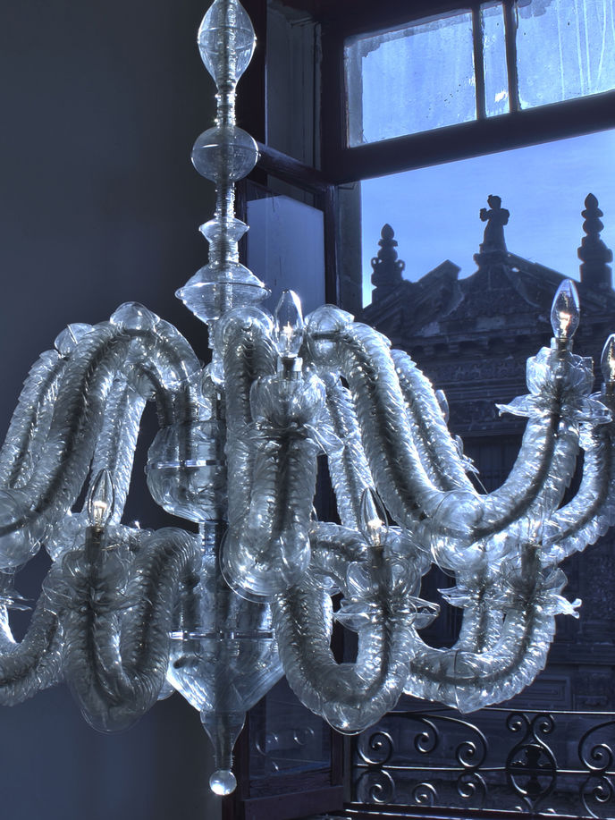 Thierry Jeannot, Transmutation Chandelier