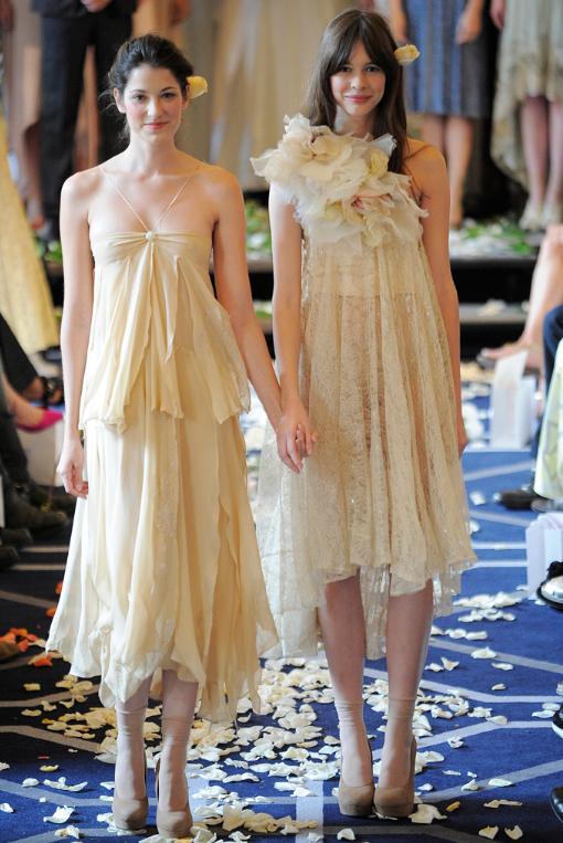 Imitation of Christ, New York Fashion Week