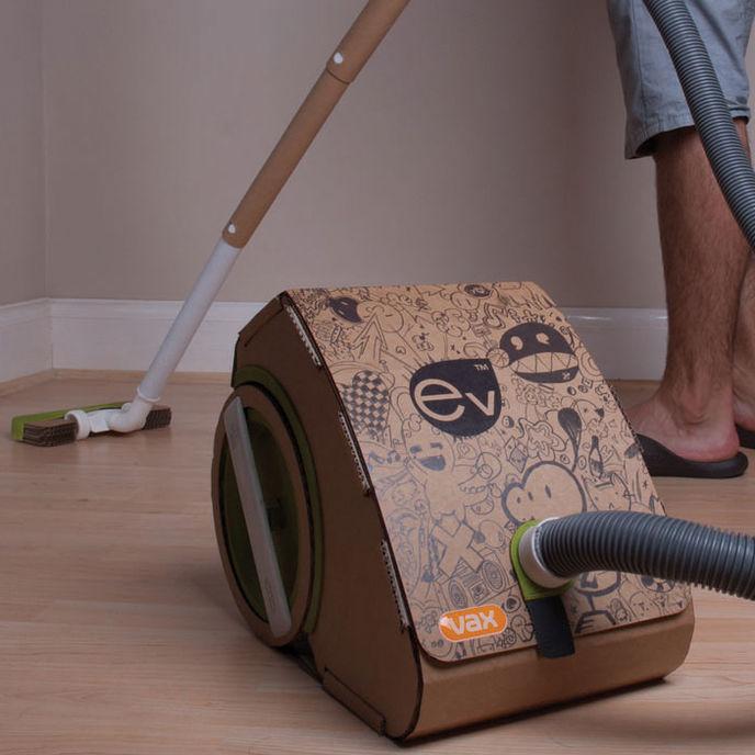 ax EV eco vacuum cleaner, by Jake Tyler