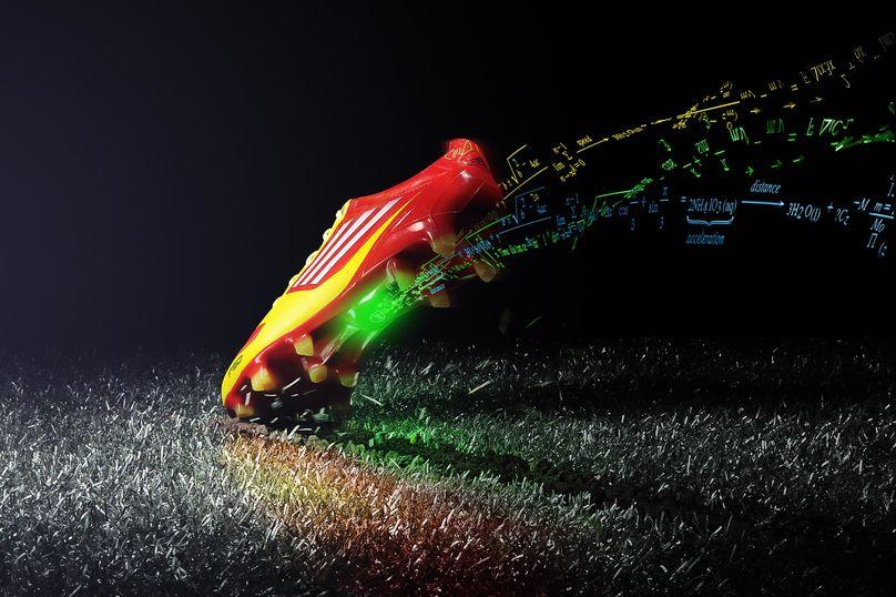 adidas adizero F50 football boots with micoach technology