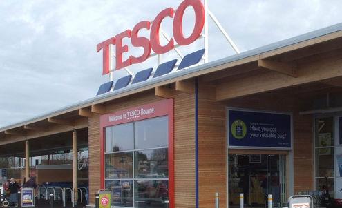 UK supermarket sales hit as consumers struggle