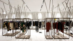 Hong Kong store measures up for Lane Crawford