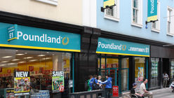 Poundland in prime position to ride the recession