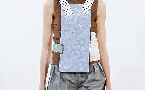 London fashion week S/S 12
