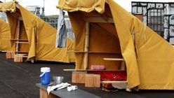 On the house: New York pitches rooftop campsites