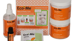Mix up: Eco-cleaning goes DIY