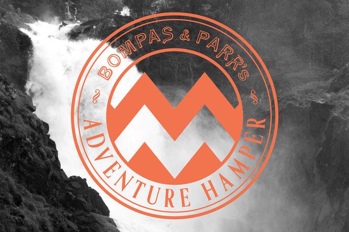 Bompas & Parr Adventure Hamper