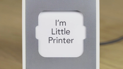 News cube: Little Printer delivers square deal