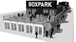 New pop-up retail park thinks out of the box