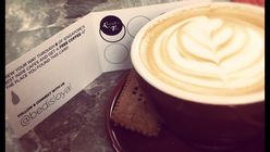 Café disloyalty cards gain stamp of approval