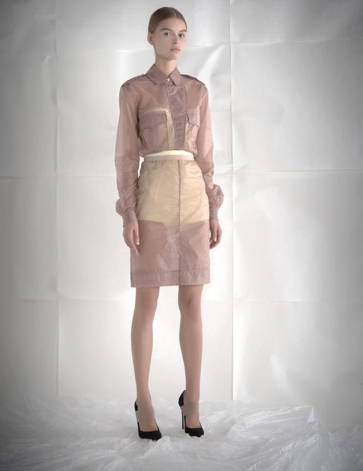 Uniqueness 101, pink citron dress