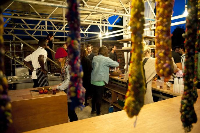 Ridleys Food Market, London
