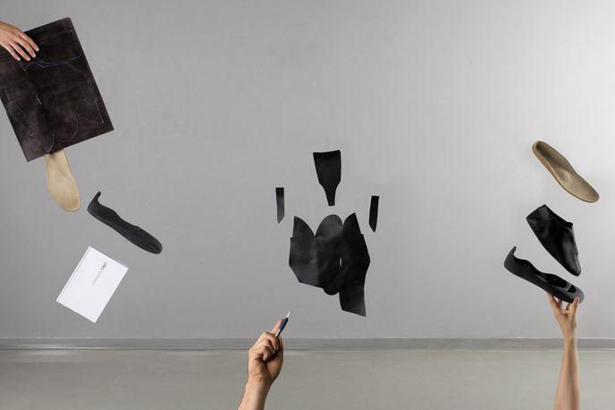 Creo shoe by Jennifer Rieker