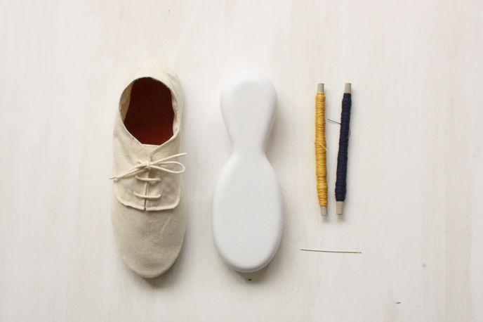 Eugenia Morpurgo Repair It Yourself shoes