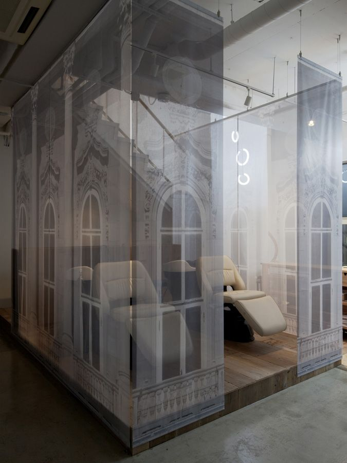 Regalo Salon by Takara Space Design Corp
