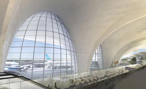 New Air Hubs