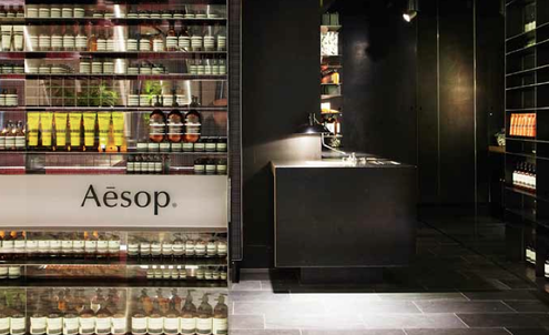 Aesop's twin retail concept is born in Sydney