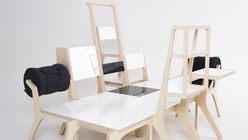 Objet of desire: Designer redefines the chair