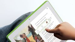 Children's tablet: A different class of laptop