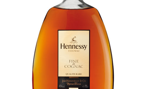 Chinese consumers drive record cognac sales