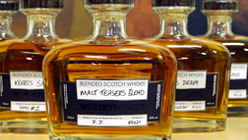 Perfect mix: Whisky Blender lab creates a stir