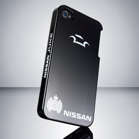 Nissan creates new iPhone case from scratch
