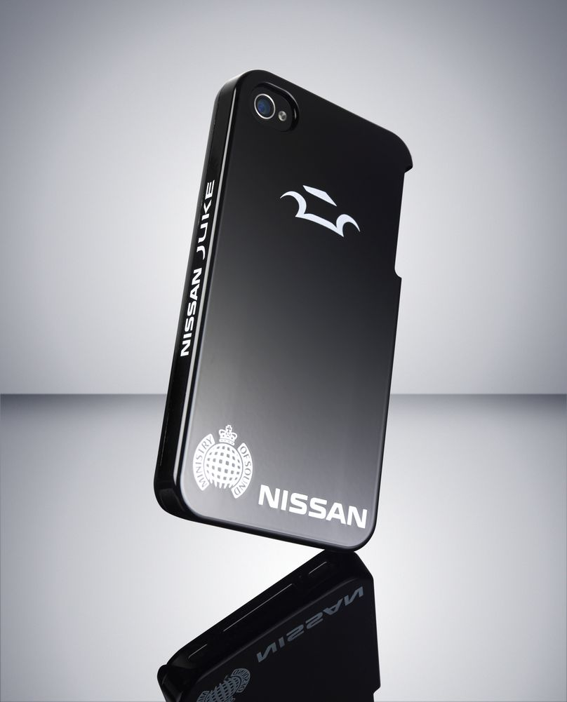 Self Healing iPhone case by Nissan