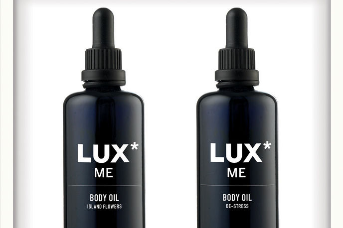 Body Oil by Lux* Hotel