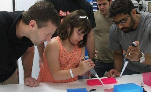 Community lab crowdsources biotech innovation