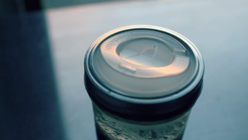 Drinking a jar: New cup keeps a lid on waste
