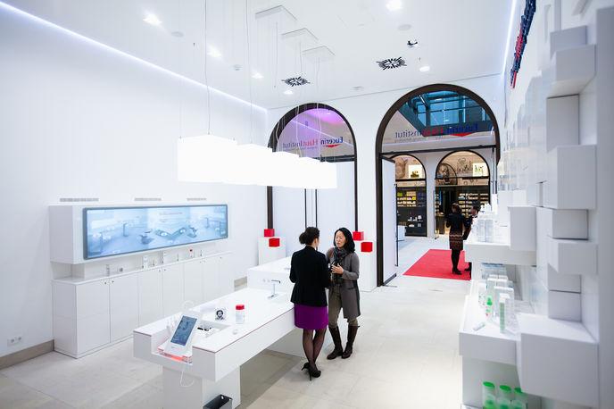 Eucerin Skin Institute by Beiersdorf, Hamburg
