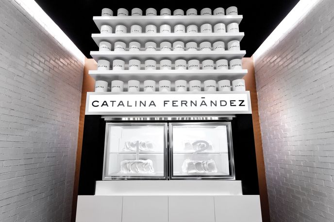 Catalina Fernandez by Anagram Studio, Mexico