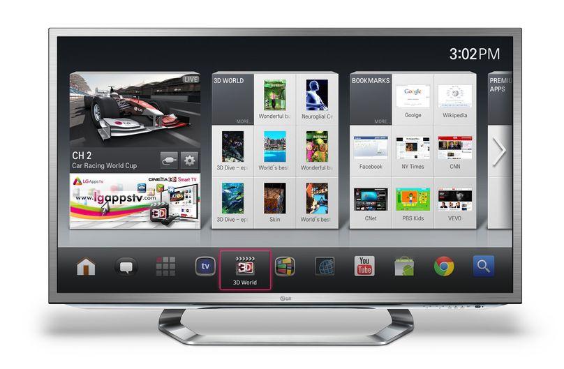 Google TV by LG
