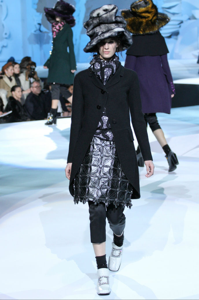 Marc Jacobs A/W 12/13, New York
