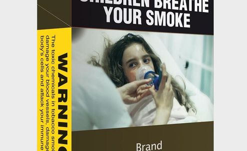 Australia makes it plain on tobacco branding