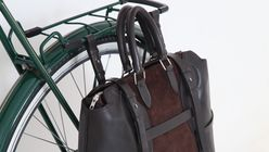 Saddle bags: Designer revives old hobby horse