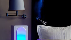 Light rest: Hotel helps guests sleep soundly
