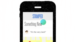 Between friends: App offers stamp of approval