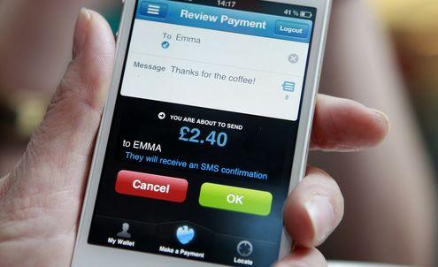 Pingit app makes payments via phone numbers